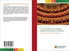 Bookcover of Lina Cavalieri em cartões-postais franceses e alemães