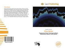Buchcover von Clive Nolan