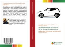 Bookcover of Dimensionamento de um túnel de vento subsonico