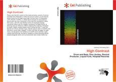 High Contrast kitap kapağı