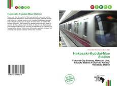 Bookcover of Hakozaki-Kyūdai-Mae Station