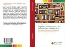 Couverture de O gênero literário como uma ponte para o conhecimento