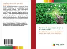 Обложка Uma visão educacional com o foco ambiental