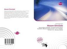 Portada del libro de Akeem Omolade