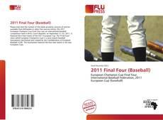 2011 Final Four (Baseball)的封面