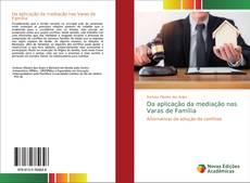 Da aplicação da mediação nas Varas de Família kitap kapağı