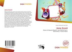 Bookcover of Jono Grant