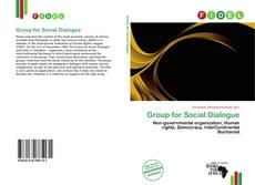 Bookcover of Group for Social Dialogue