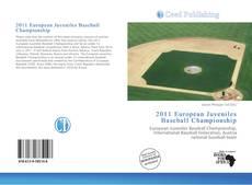 Buchcover von 2011 European Juveniles Baseball Championship