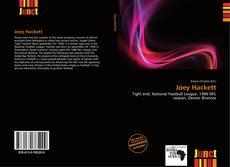 Portada del libro de Joey Hackett