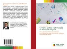 Corrente Crítica e Otimização de Múltiplos Projetos的封面
