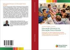 Capa do livro de Educação Olímpica na Educação Física Escolar