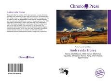 Bookcover of Andravida Horse