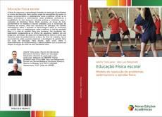 Capa do livro de Educação Física escolar