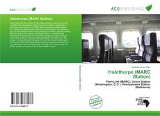 Couverture de Halethorpe (MARC Station)
