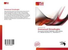 Bookcover of Emmanuel Omodiagbe