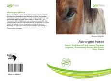 Bookcover of Auvergne Horse
