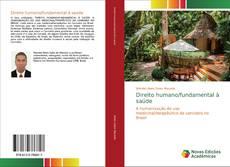 Capa do livro de Direito humano/fundamental à saúde