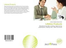 Portada del libro de Lifetime Products