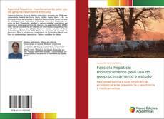 Capa do livro de Fasciola hepatica: monitoramento pelo uso do geoprocessamento e estudo