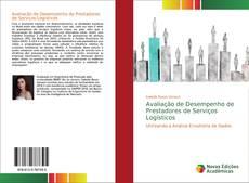 Capa do livro de Avaliação de Desempenho de Prestadores de Serviços Logísticos