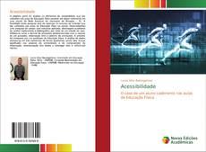 Capa do livro de Acessibilidade