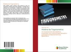 História da Trigonometria kitap kapağı
