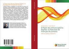 Обложка O Papel dos Influenciadores Digitais no Processo de Intenção de Compra