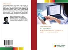 Buchcover von UX de marca