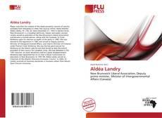 Buchcover von Aldéa Landry