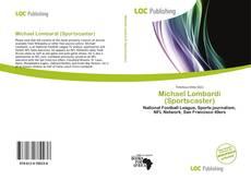 Copertina di Michael Lombardi (Sportscaster)
