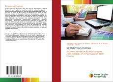 Capa do livro de Economia Criativa