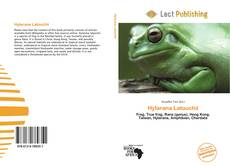 Bookcover of Hylarana Latouchii