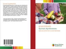 Bookcover of Quintais Agroflorestais
