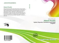 Attack Poodle kitap kapağı