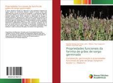 Copertina di Propriedades funcionais da farinha de grãos de sorgo germinado