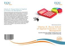 Bookcover of Charles H. Dyson School of Applied Economics and Management