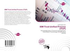 Bookcover of IBM Tivoli Unified Process (ITUP)