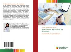 Capa do livro de Análise dos Relatórios de Auditoria