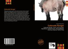 Couverture de Colorado Ranger