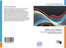 Portada del libro de Arthur Earl Walker