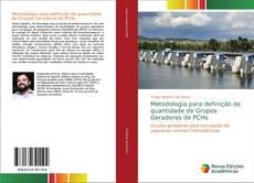 Couverture de Metodologia para definição de quantidade de Grupos Geradores de PCHs