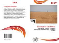 Eucalyptus Pauciflora的封面