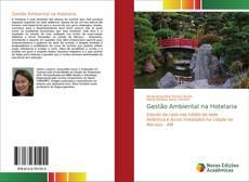 Capa do livro de Gestão Ambiental na Hotelaria