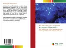 Capa do livro de Modelagem Matemática:
