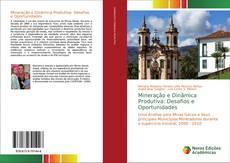 Capa do livro de Mineração e Dinâmica Produtiva: Desafios e Oportunidades