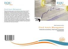 Bookcover of Fixed Assets Management