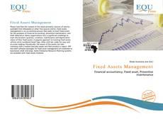 Copertina di Fixed Assets Management