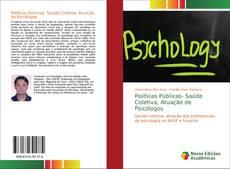 Portada del libro de Políticas Públicas- Saúde Coletiva, Atuação de Psicólogos