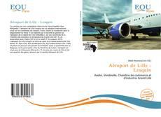 Capa do livro de Aéroport de Lille - Lesquin